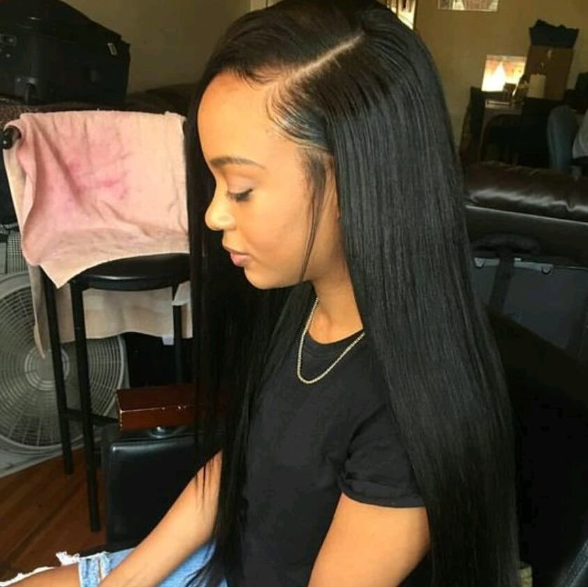 Beautiful Hair Natural Parting Do You Have Such Natural Hair