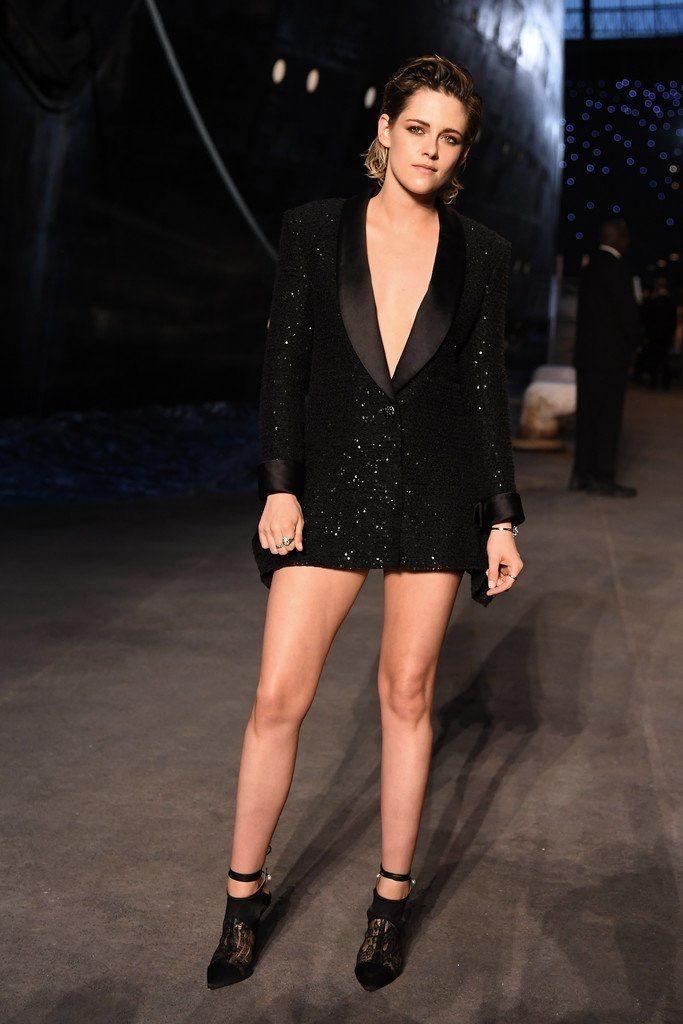 Kristen Stewart at CHANEL cruise