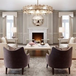 high end interior design luxury residential interiors London