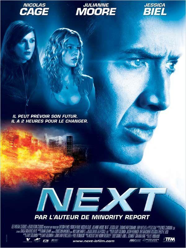 Next 2007 Films Complets Affiche Film Film