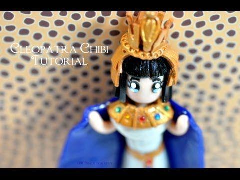 Cleopatra Chibi Tutorial
