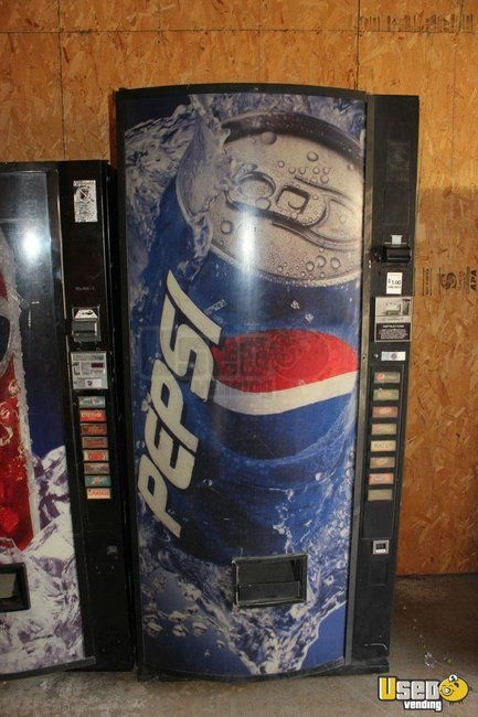 New Listing: http://www.usedvending.com/i/-3-Used-Soda-Vending-Machines-for-Sale-in-California-Dixie-Narco-Vendo-/CA-I-800P (3) Used Soda Vending Machines for Sale in California- Dixie Narco & Vendo!
