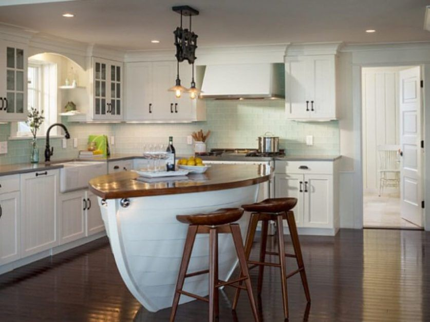 21 Unique Kitchen Island Ideas For Every Space And Budget
