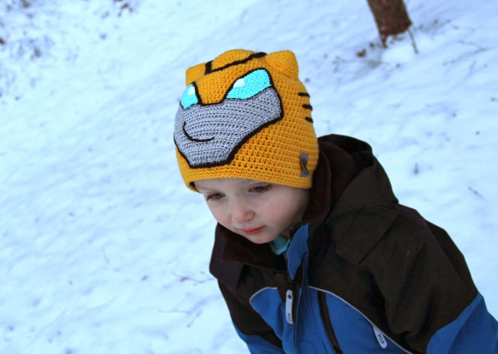 bumblebee transformers hat crochet Crochet For Boys 6ba2cbbd9fb