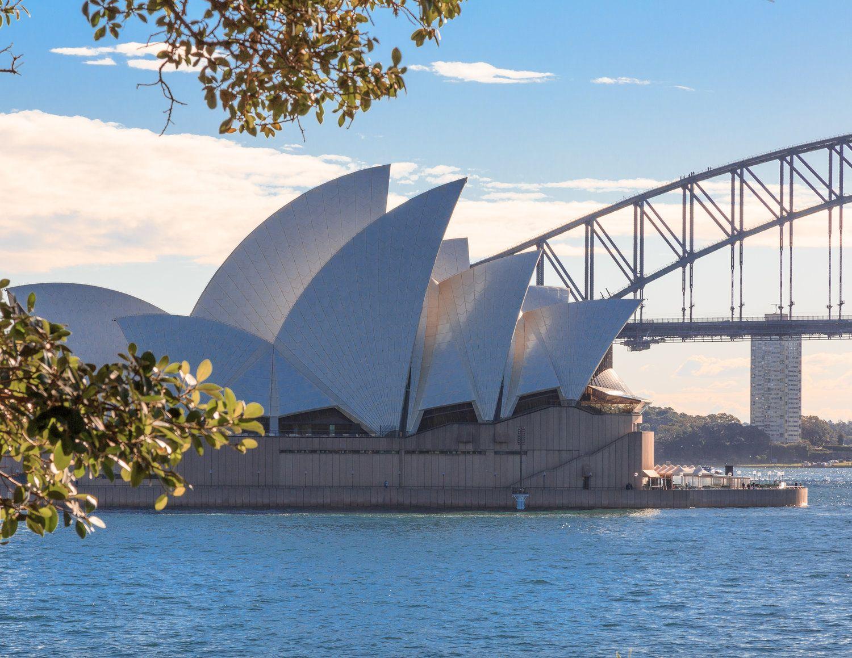 4f1198240c6c7f099a42cb96b2d88363 - Sydney Opera House To Botanic Gardens Walk
