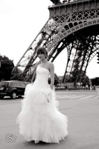 Robe de mariée Cymbeline Espera Taille 40