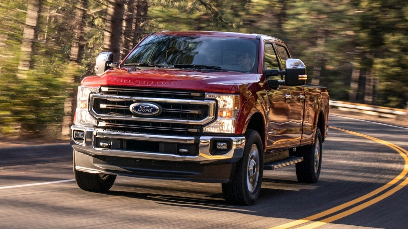 2020 Ford F Series Super Duty Cabin Release Cost Engine Photos