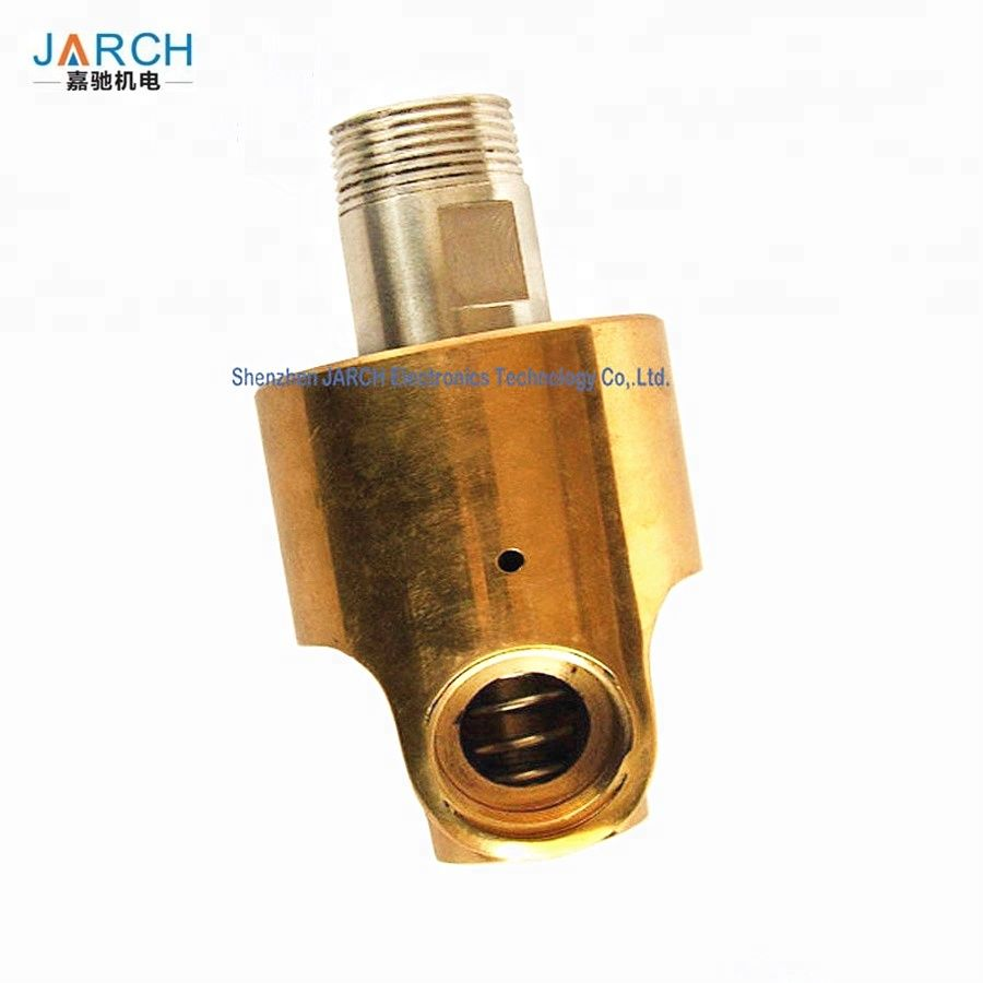 Threaded connection Heat Oil Hydraulic Water Rotary Union