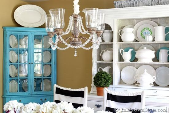 Dining Room Decorating Ideas In My Own Style Blog