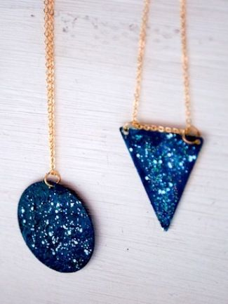 Look glam with these DIY's statement necklaces