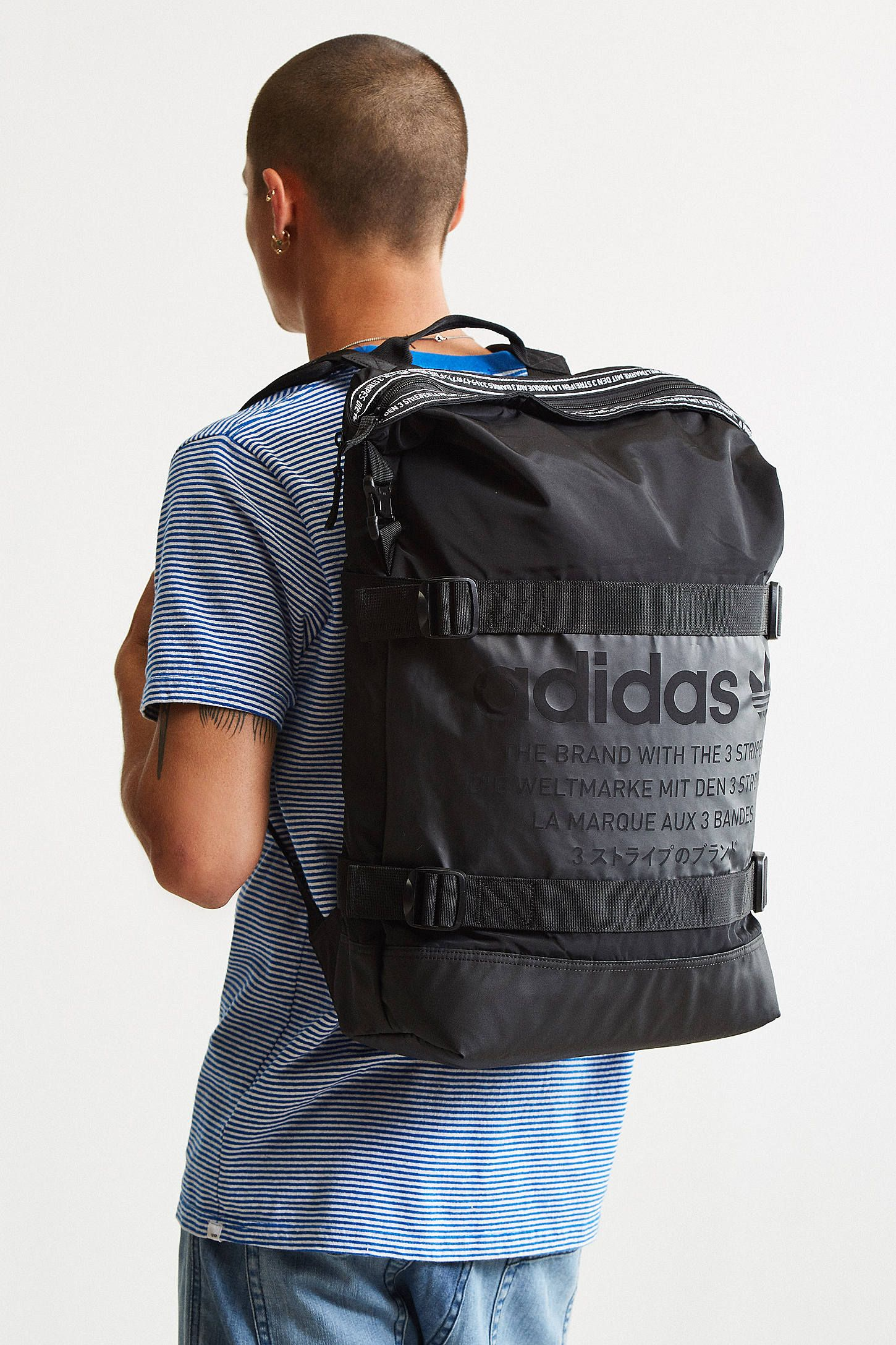 Shop adidas Originals NMD Run Backpack at Urban Outfitters today. We carry  all the latest styles a3616e99ace32