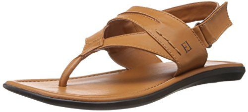 """desifashiondeals: """" Franco Leone Men's Sandals and Floaters"""