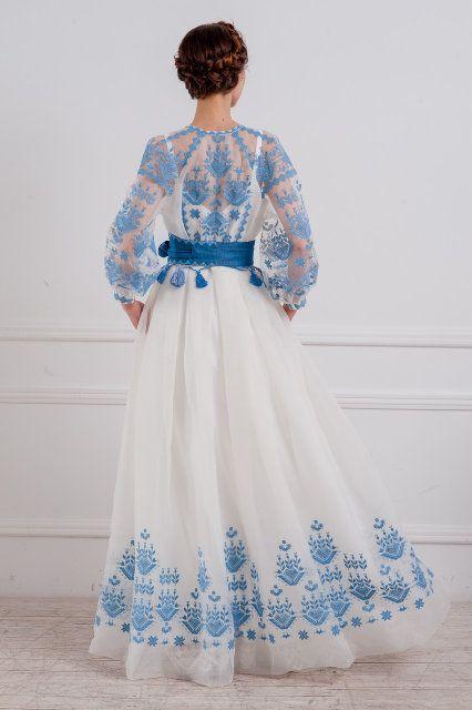 Ексклюзивна дизайнерська сукня in 2019  38414591ef5b0