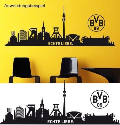 Borussia Dortmund Wandtattoo Borussia Dortmund Dortmund