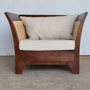 Sofa Canti Kayu Jati