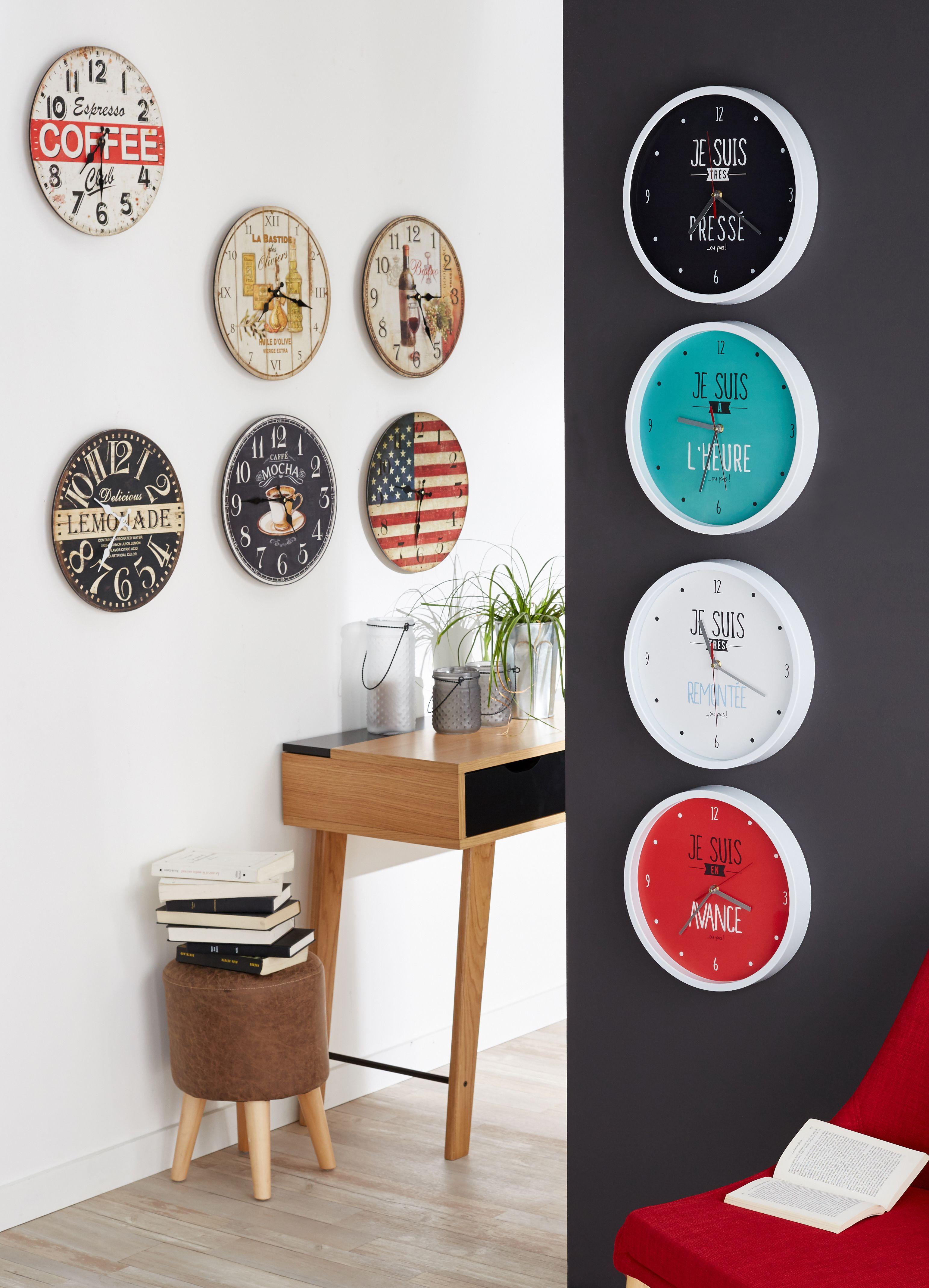 Décorations murales & horloges - Décoration - Déco - Maison