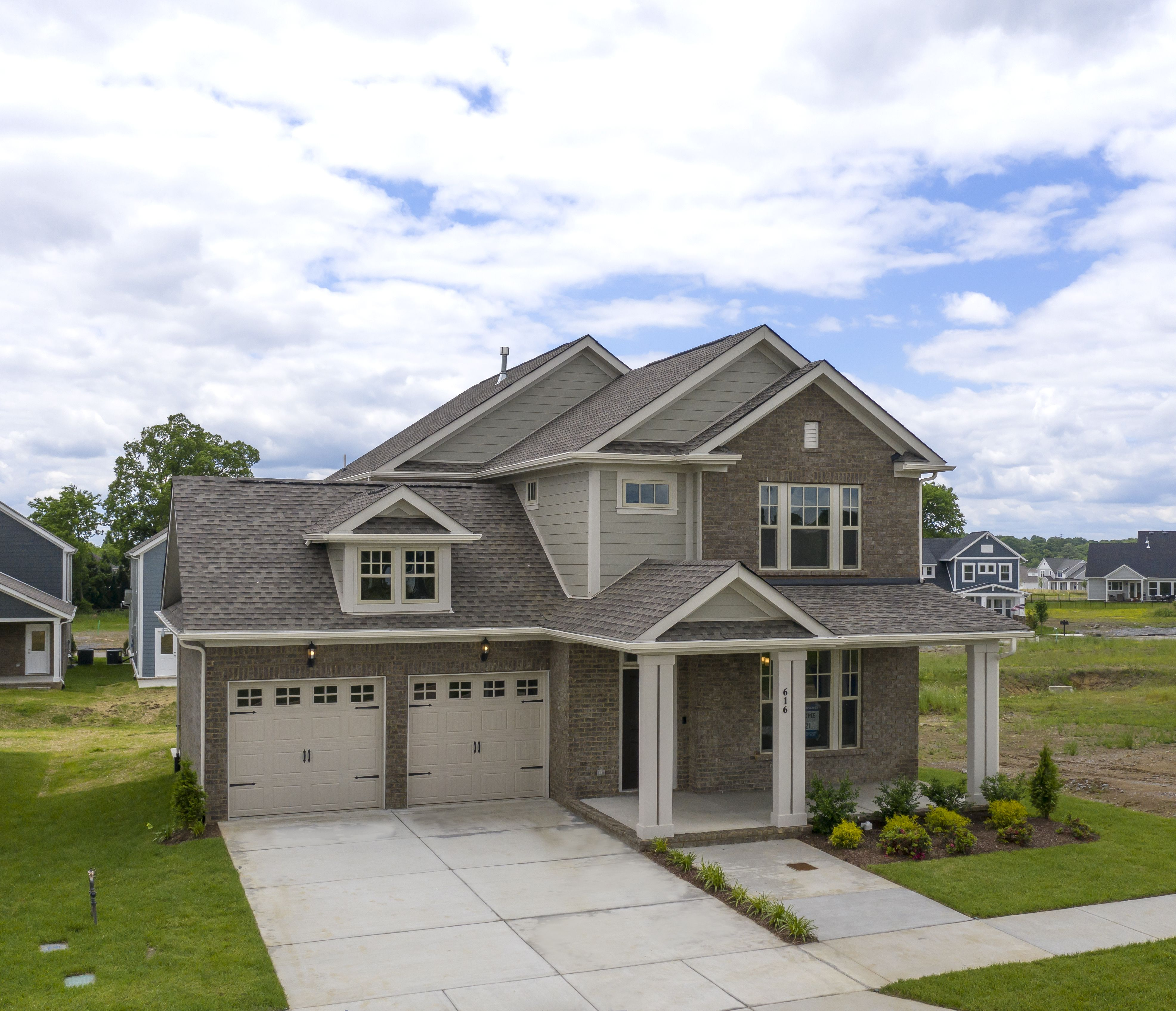 Benefits of a lennar nashville quick movein home the