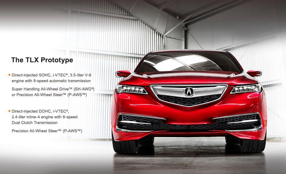 acura tlx prototype future vehicles acura com automobile s rh pinterest com