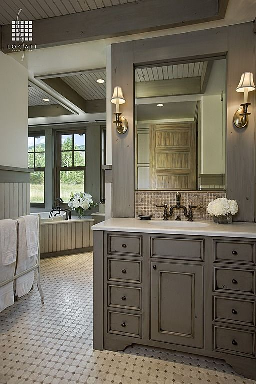 country master bathroom found on zillow digs flawless grey rh pinterest com