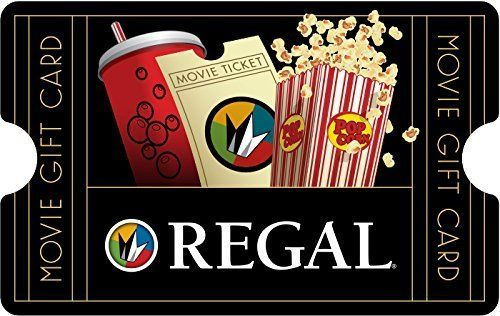 #Amazon: $50 Regal Gift Card for $40 (Email Delivery) #LavaHot http://www.lavahotdeals.com/us/cheap/50-regal-gift-card-40-email-delivery/86356