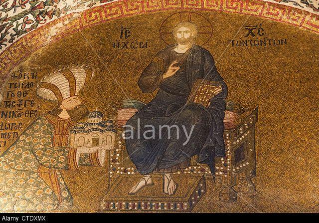 st saviour in chora mosaics - Google Search