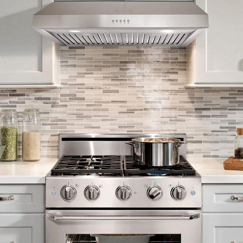 30 760 Cfm Convertible Under Cabinet Range Hood In 2020 Kitchen Remodel Kitchen Design Kitchen Ventilation