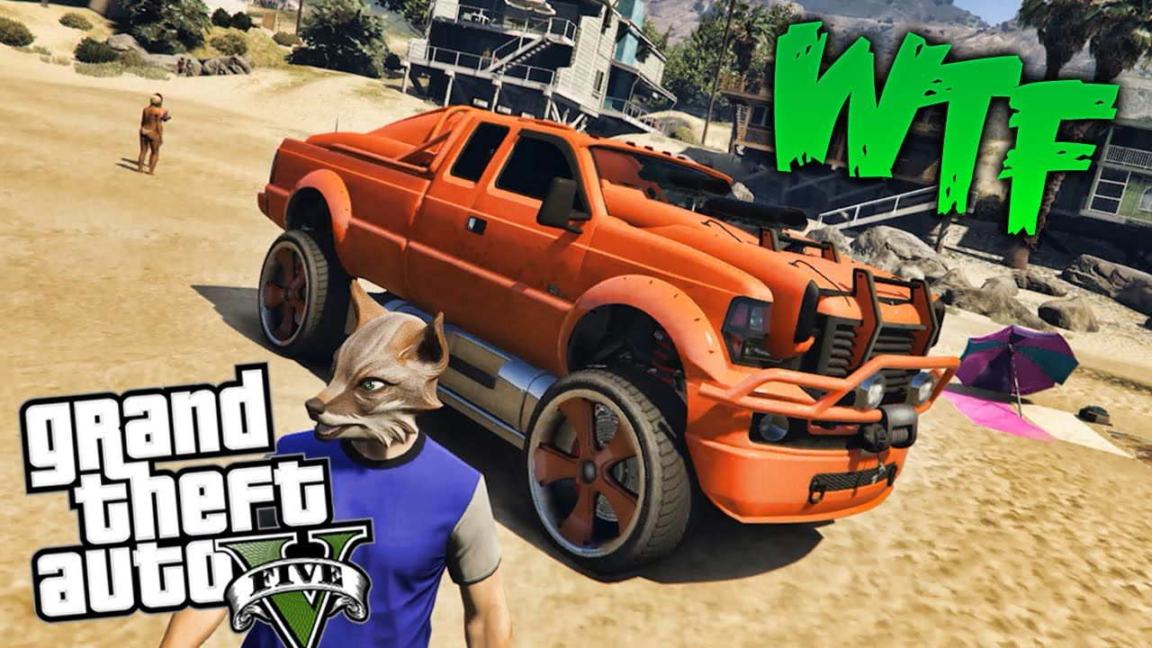 Gta 5 Vehiculos Wtf Diseñando Los Autos Mas Locos Y Extraños En Grand Theft Auto V Gta 5 Gta Grand Theft Auto