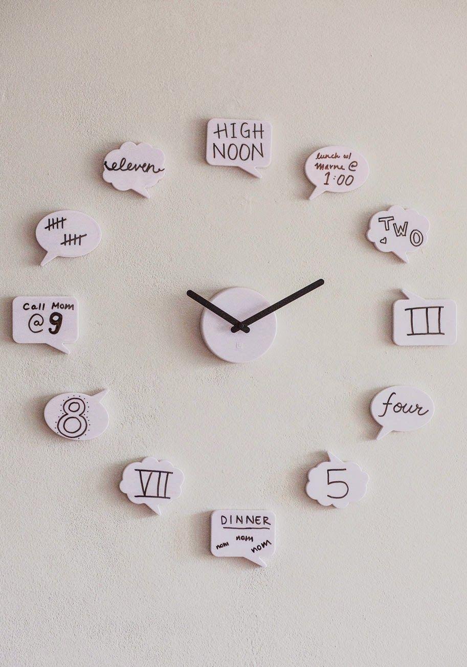 Tutoriales Y Diys Idea Reloj De Pared Relojes De Pared Originales Reloj De Pared Hacer Un Reloj