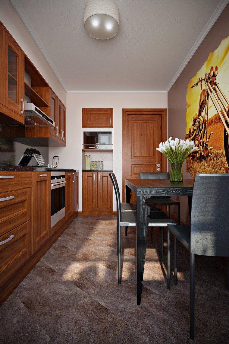 Decoracion cocinas pequeñas con estilo y modernidad | Decoracion ...
