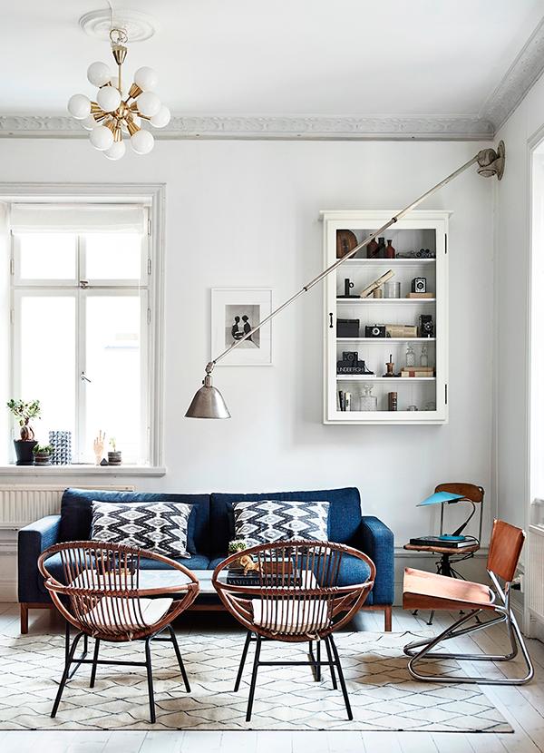 vintage treasure - beautiful home in Stockholm