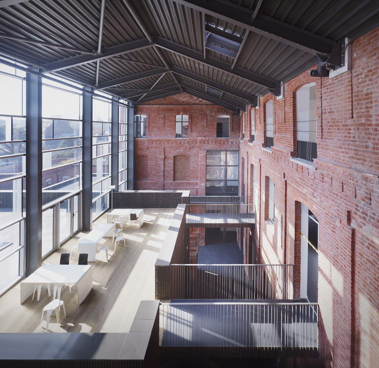 Galeria: Galeria De Academia De Música De Roubaix / Zig Zag