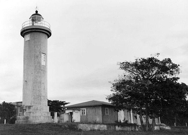 Punta Higuero (Point Jiquero, Rincon) Lighthouse, Puerto Rico at Lighthousefriends.com