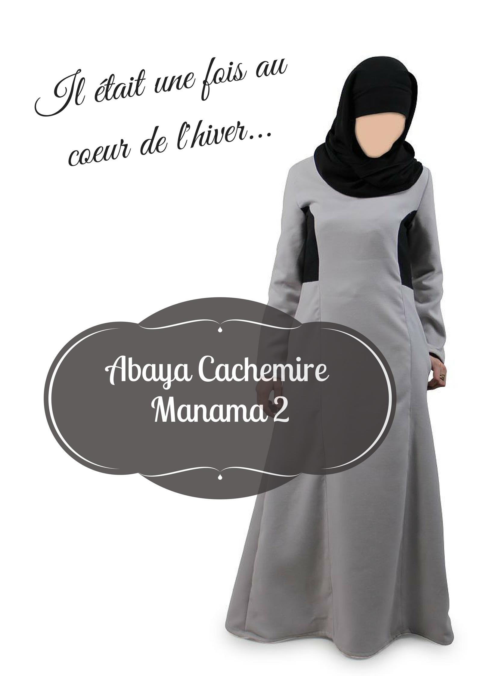 2f9a8a31b2f Abaya Cachemire Manama 2 Al Moultazimoun -  Boutique -  jilbab -  salat -   prière -  best -  abaya -  modest  fashion - -  modest  wear -  muslim   wear ...