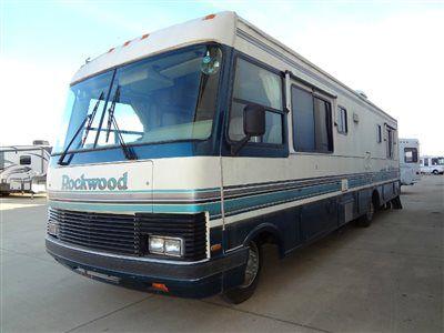 Used 1993 Rockwood Regent 1345 Motor Home Class A at Pontiac