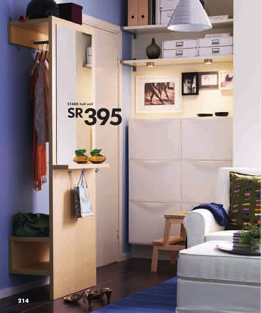 I Love This Little Entry Closet From IKEA Wish It Hadnt Been
