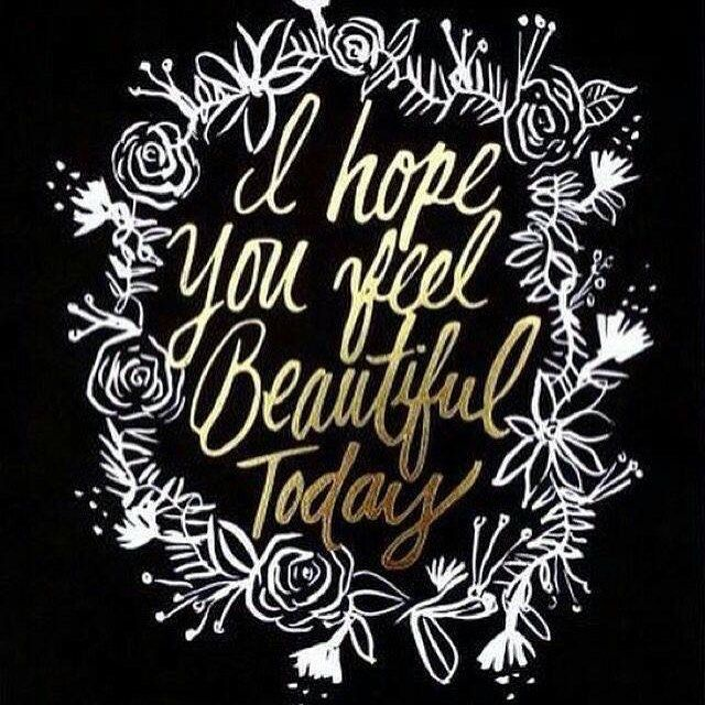 After a great night last night today is a relaxing day for me!!! This is my wish for all of you... #greatday #feelbeautiful #shinivediva