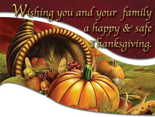 Wishing You And Your Family A Happy With Images Thanksgiving