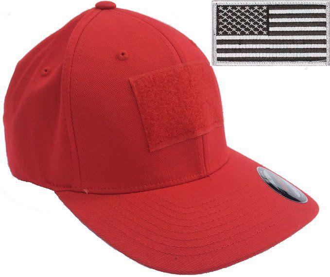 Kid/'s Children/'s Baseball Cap Hat Little Champion Red Medium 100/% Cotton