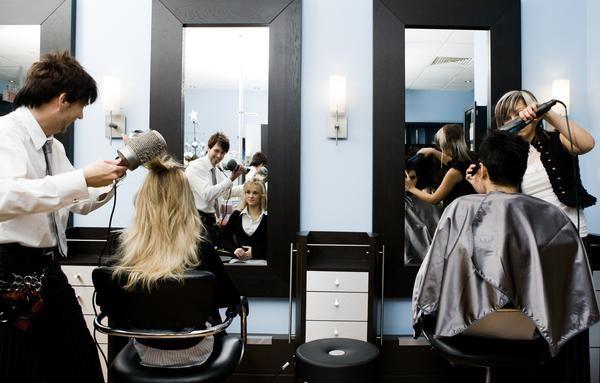 Decorating My Small Hair Station Hair Stations Hair Dresser Hair Salon