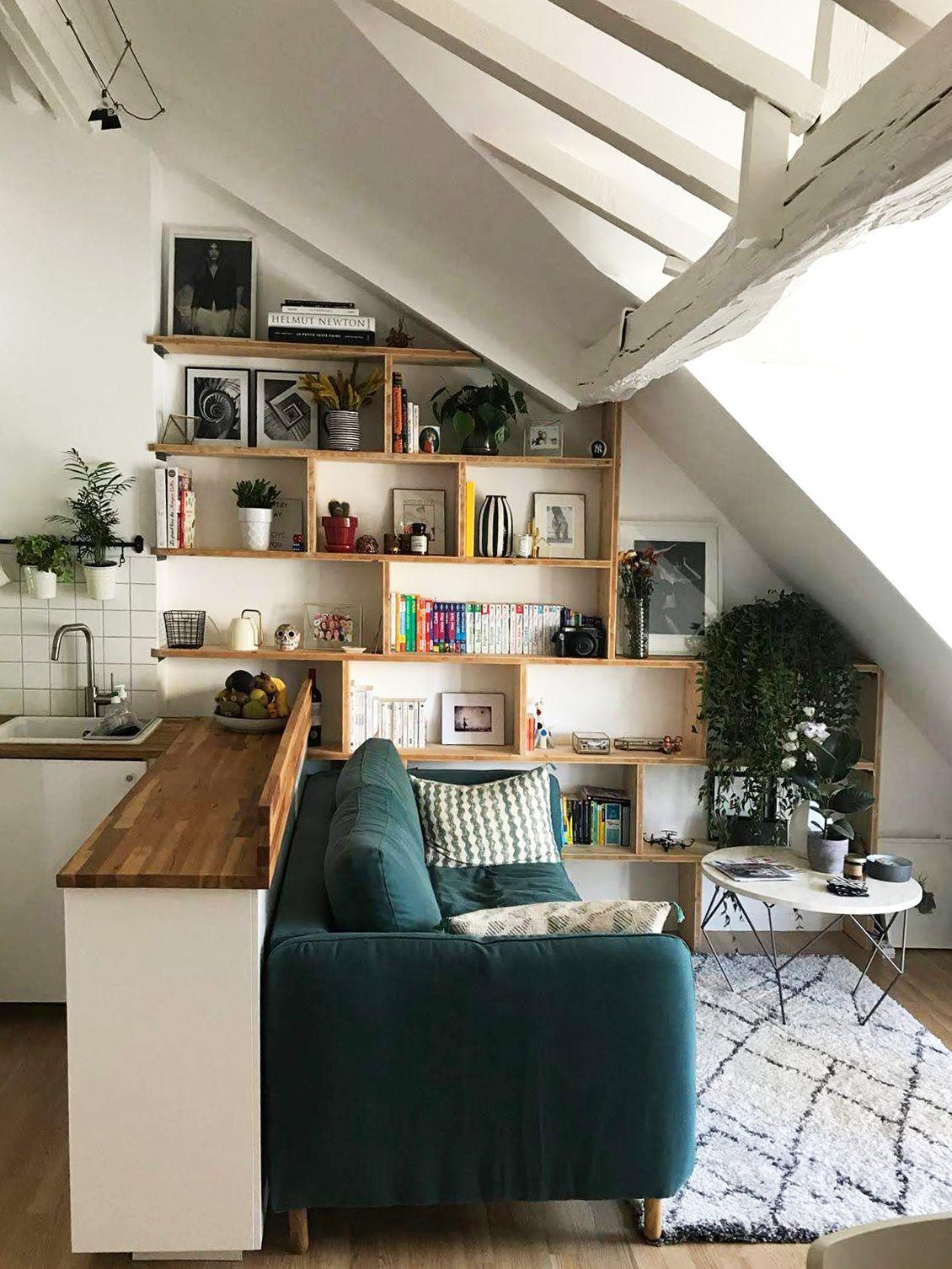 Elegant Comment Créer Une Chambre Supplémentaire Dans Un Petit Appartement à Paris  ?   PLANETE DECO A Homes World