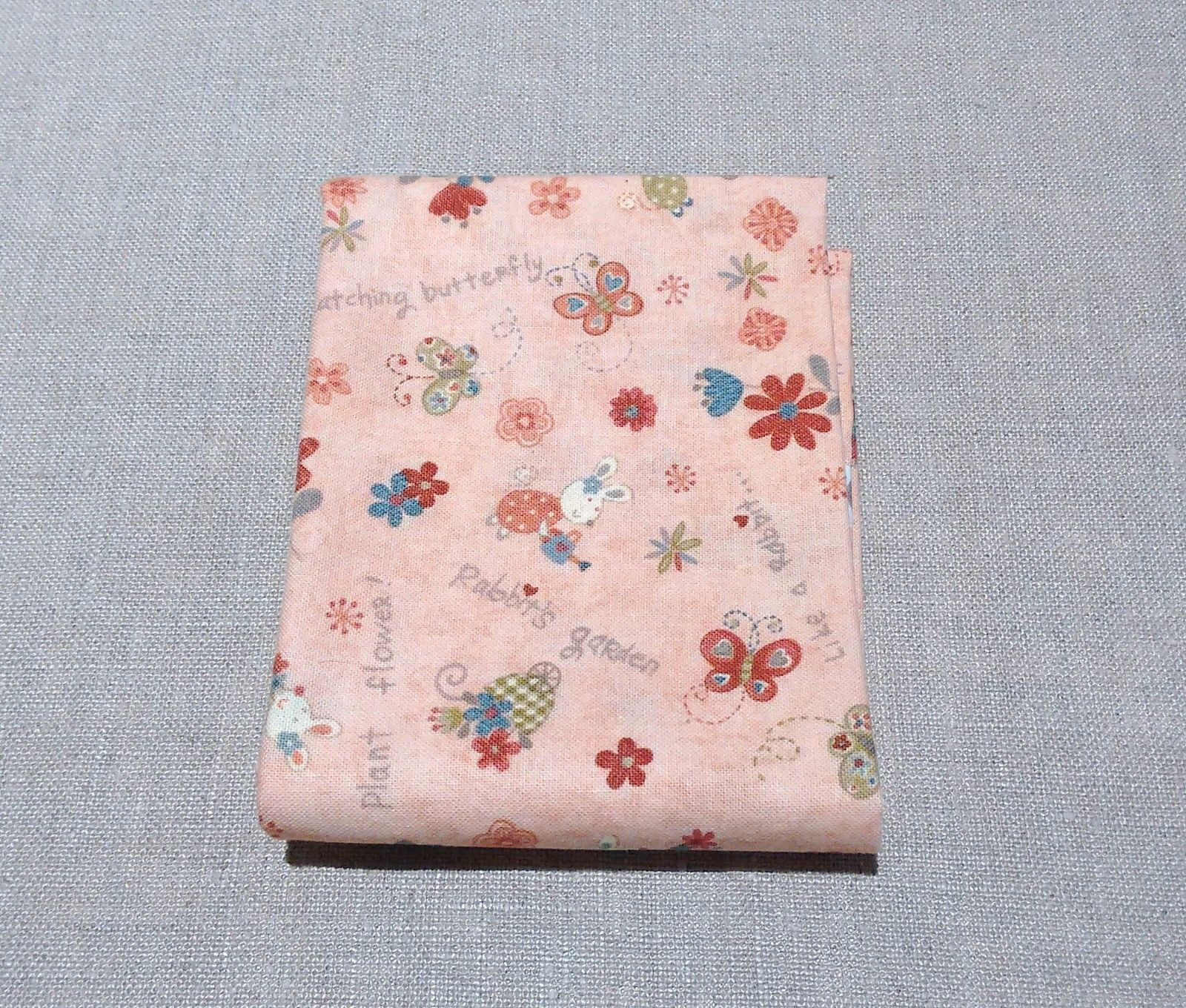 Tessuti patchwork pois rose cotone americano Henry Glass quilt cm 25x110