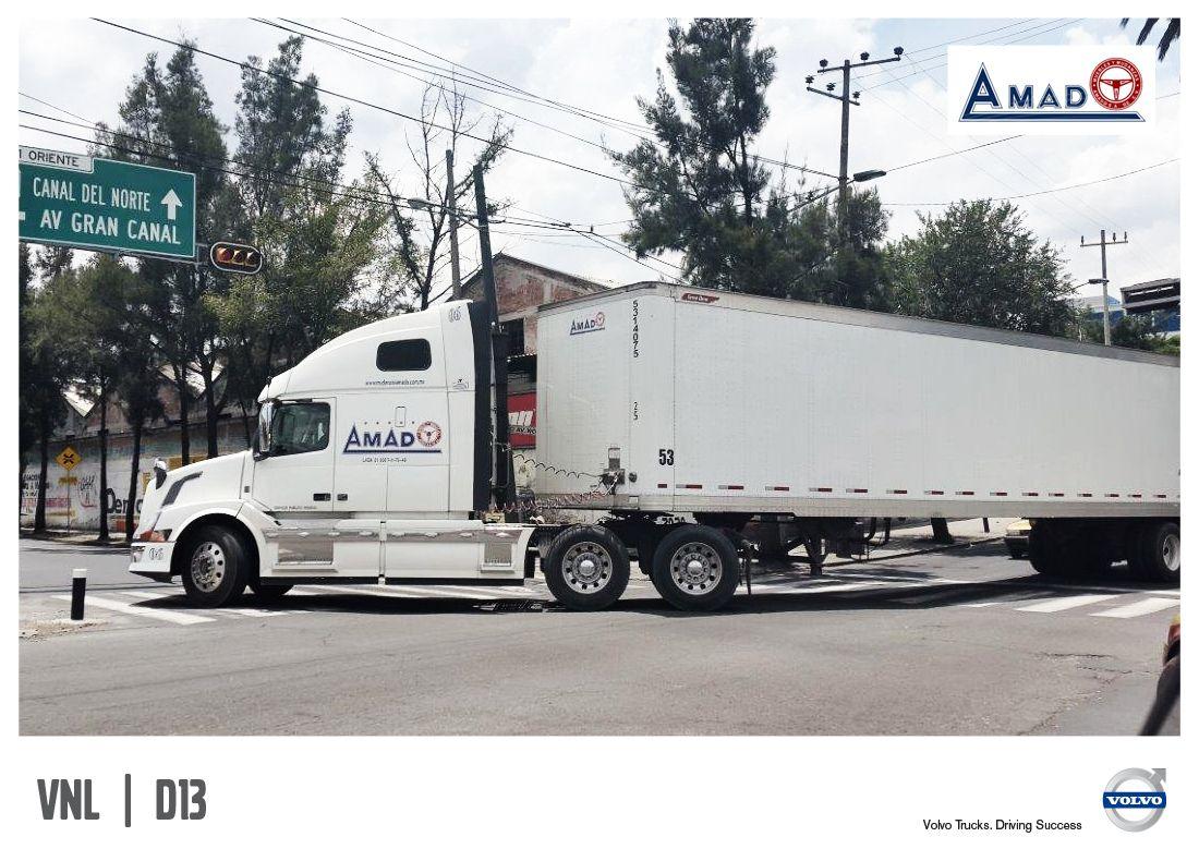 Yo Soy Volvo Trucks Nuestros Clientes Muebles Y Mudanzas Amado  # Muebles Y Mudanzas