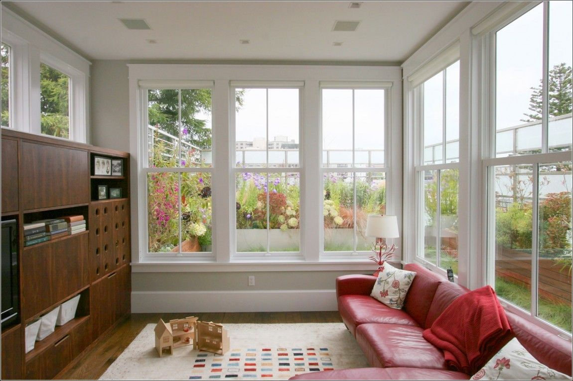 Window ideas for a sunroom   living room curtains ideas  window drapes for living rooms