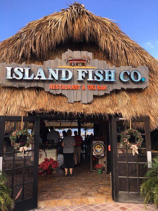 Island Fish Company, Marathon