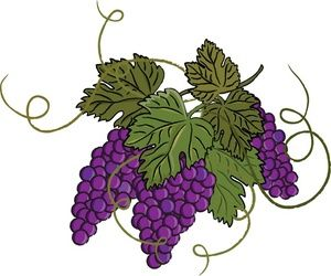 Grape Clipart Free Grapes Clip Art Images Grapes Stock Photos