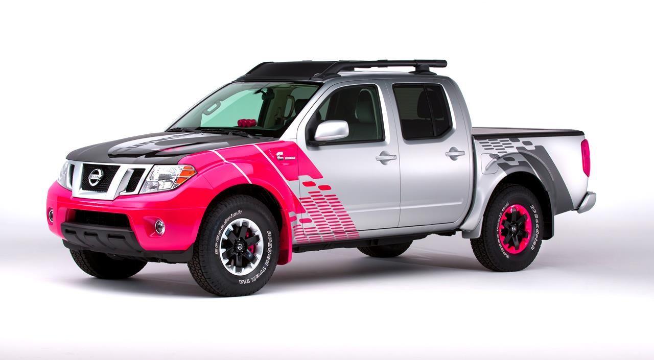 Nissan Frontier Diesel Pickup Truck: Prototype Drive Review   2016 Frontier Prototype