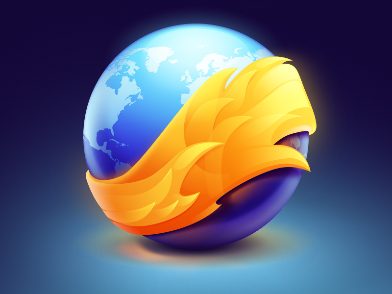 Mozilla Firefox Icon Toolbar icons, Application icon