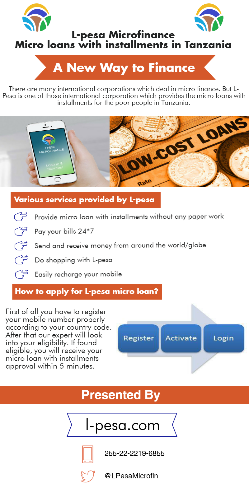 Lpesa makes microloan with installments application easy