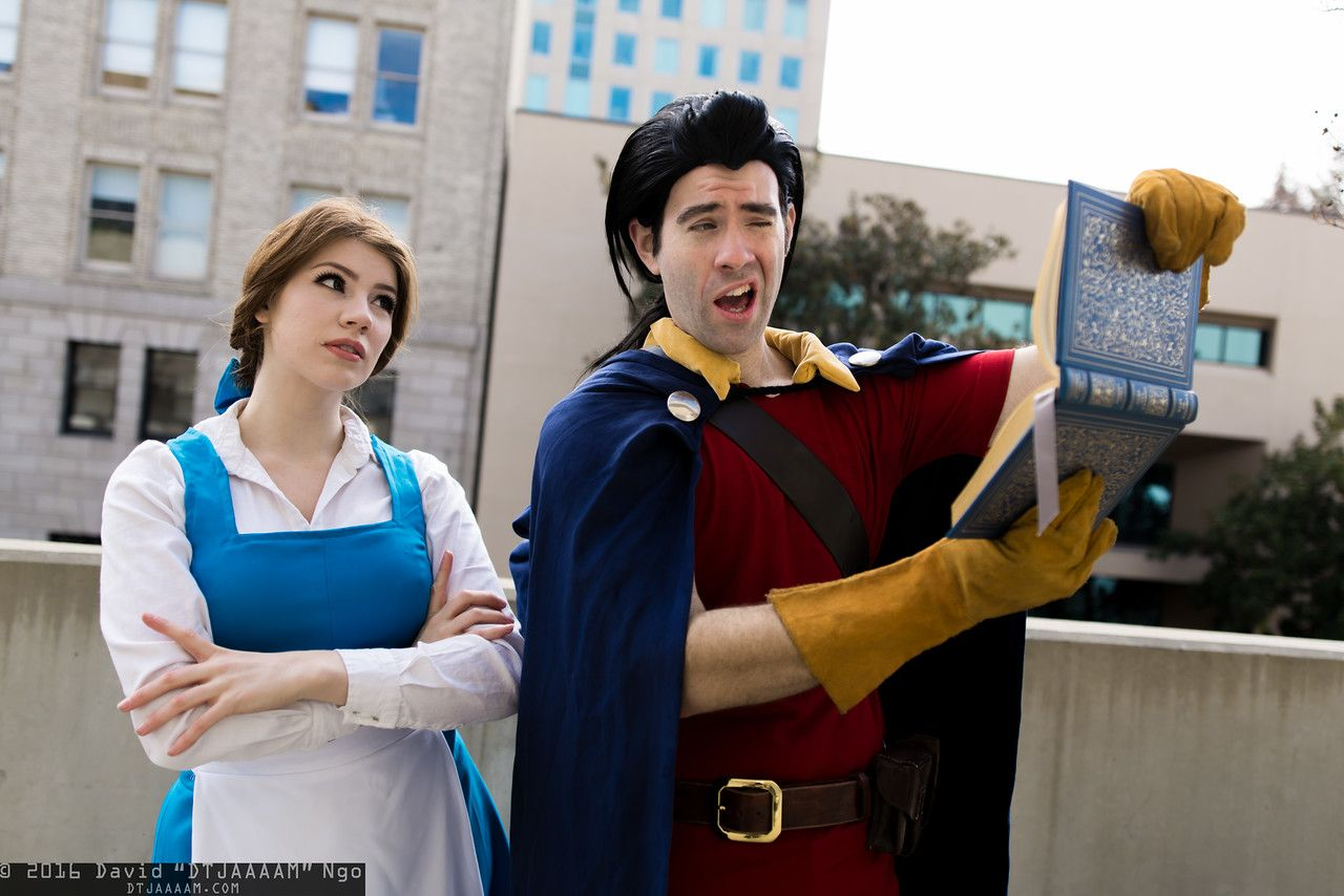 Pin by Bilicki on cosplay in 2020 Gaston, Cosplay