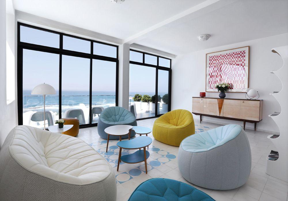 Vila Bea Une Maison D Hotes Design Au Maroc Ideo Chambre Luxe Deco Marocaine Maroc